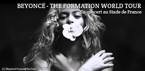 Concerts de Beyonc�
