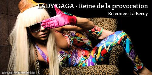 Concerts de Lady Gaga