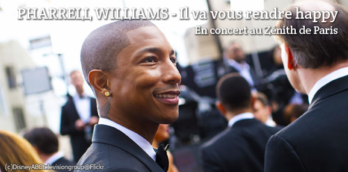 Concerts de Pharrell Williams