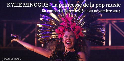 Concerts de Kylie Minogue