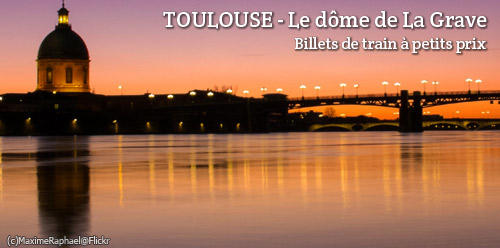 Billets de train d'occasion Toulouse