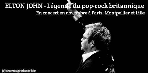 Concerts d'Elton John