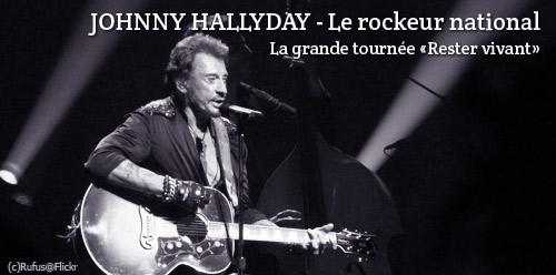 Concerts de Johnny Hallyday