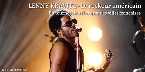 Concerts de Lenny Kravitz