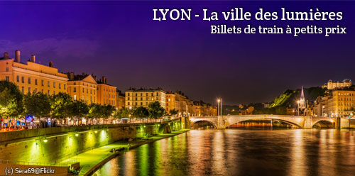 Billets de train d'occasion Lyon