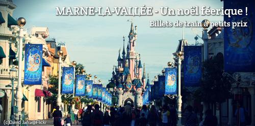Billets de train d'occasion Marne-la-Vallée