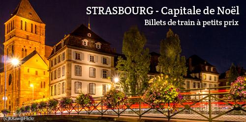 Billets de train d'occasion Strasbourg