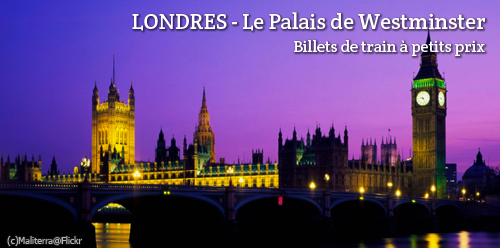 Billets de train d'occasion Londres