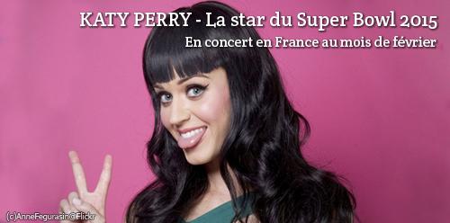 Concerts de Katy Perry