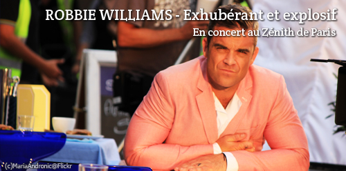 Concerts de Robbie Williams