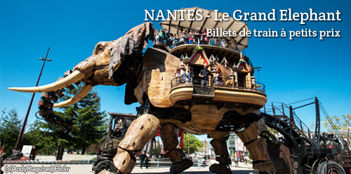 Billets de train d'occasion Nantes