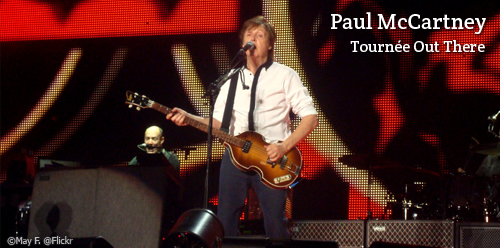 Billet d'occasion pour un concert de Paul McCartney