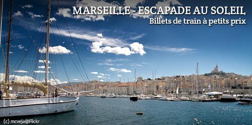Visiter les Calanques avec un billet à petit prix pour Marseille